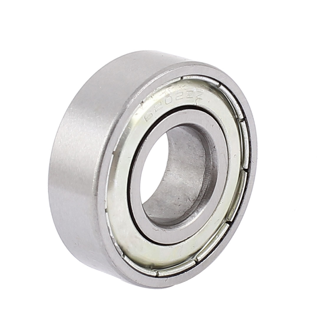Metal 35mm x 15mm x 11mm Rod Cam Needle Roller Groove Ball Bearing