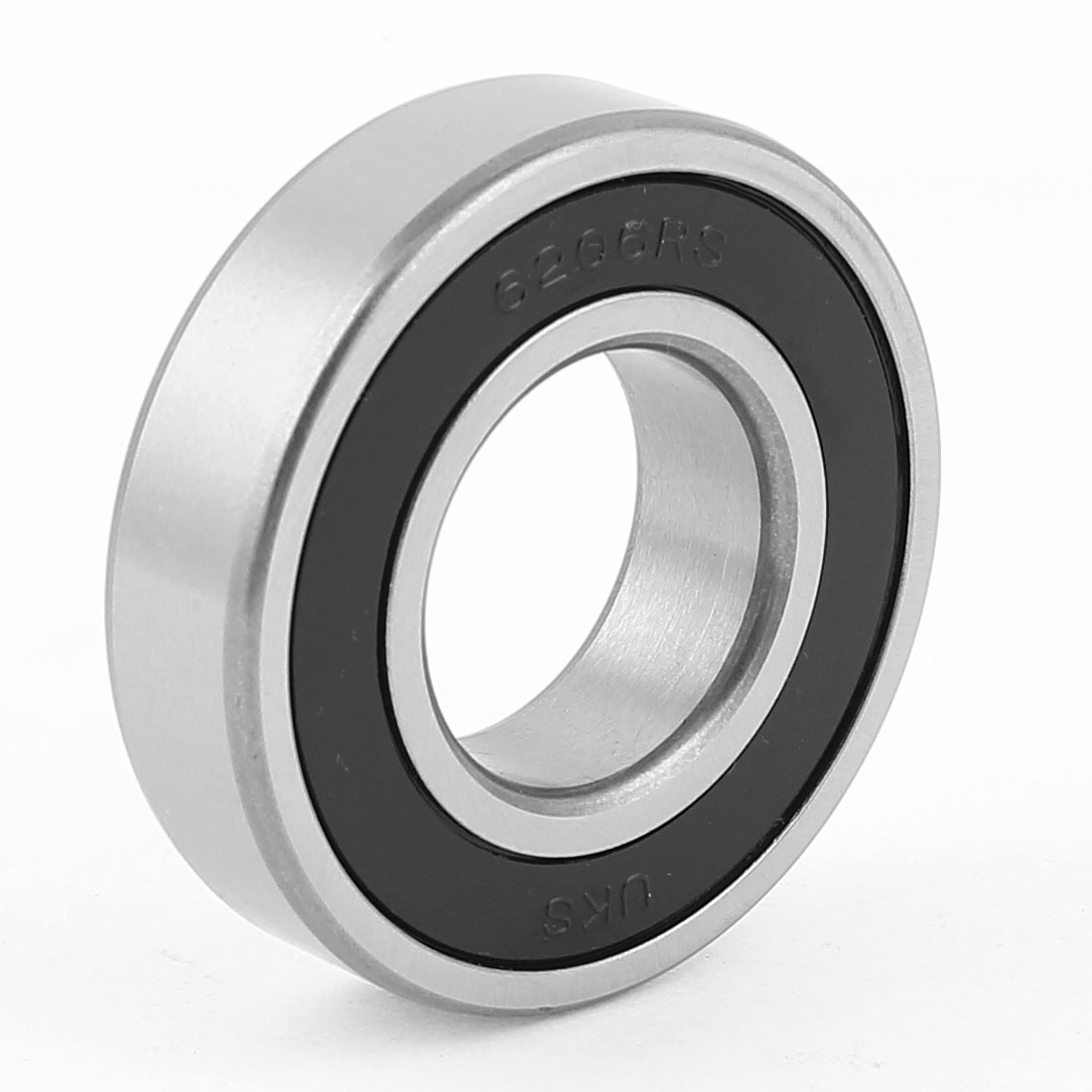 Metal Deep Groove Sealed Shielded Ball Bearing 6206RS