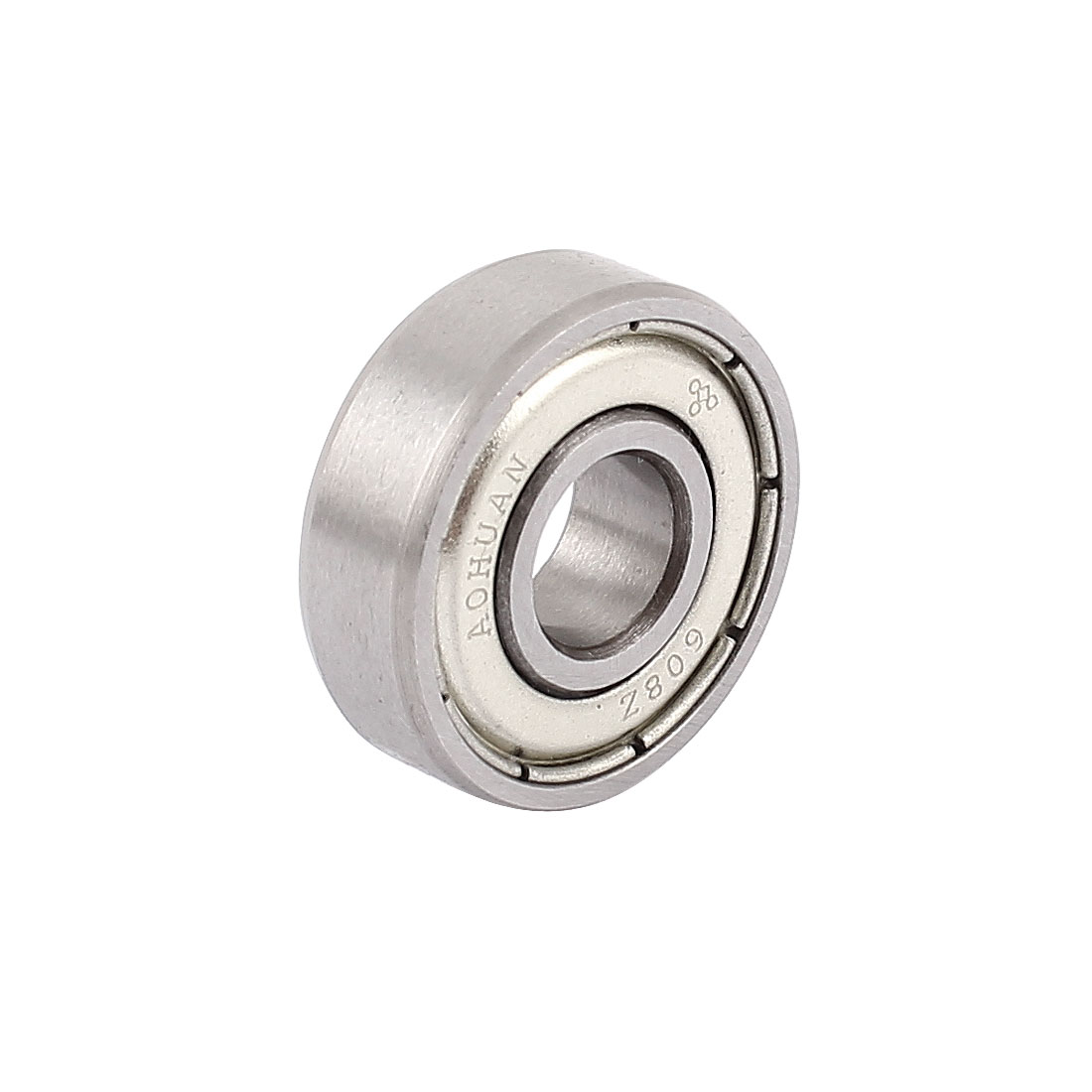 Metal 22mm x 8mm x 7mm Rod Cam Needle Roller Groove Ball Bearing