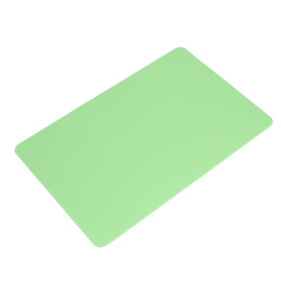 Laptop PC Computer Silicone Rectangle Nonslip Mouse Mice Pad Mat Mousepad Green