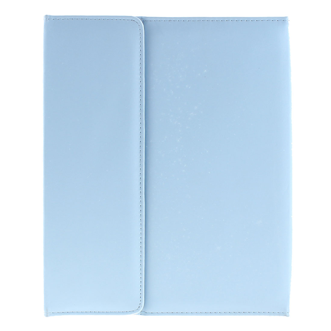 PU Leather Magnetic Stand Folio Tablet Protective Case Blue for iPad Mini 1 2