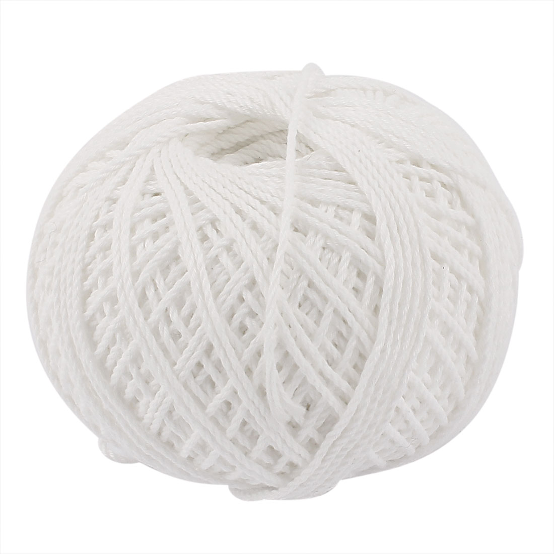 White Cotton Packaging Label Binding Sewing Twine String Rope 100M