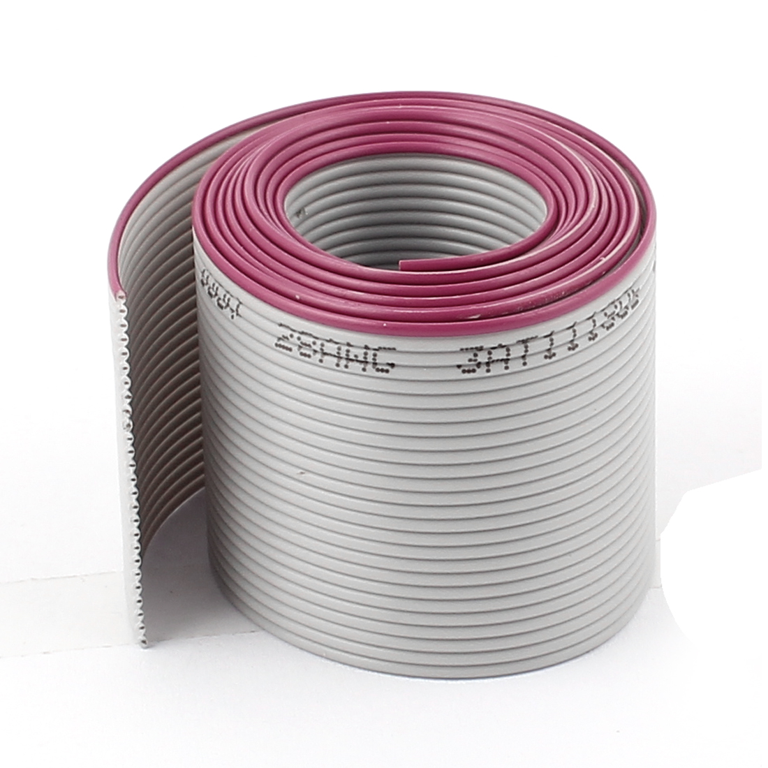1.27mm Pitch 26-pin 26 Wire Flat IDC Ribbon Cable 33mm Wide 1M Long