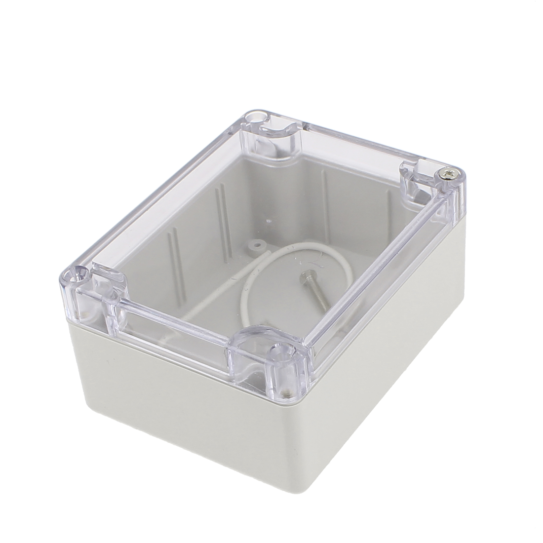 115mmx90mmx55mm Dustproof IP65 Plastic Enclosure Case Power Junction Box