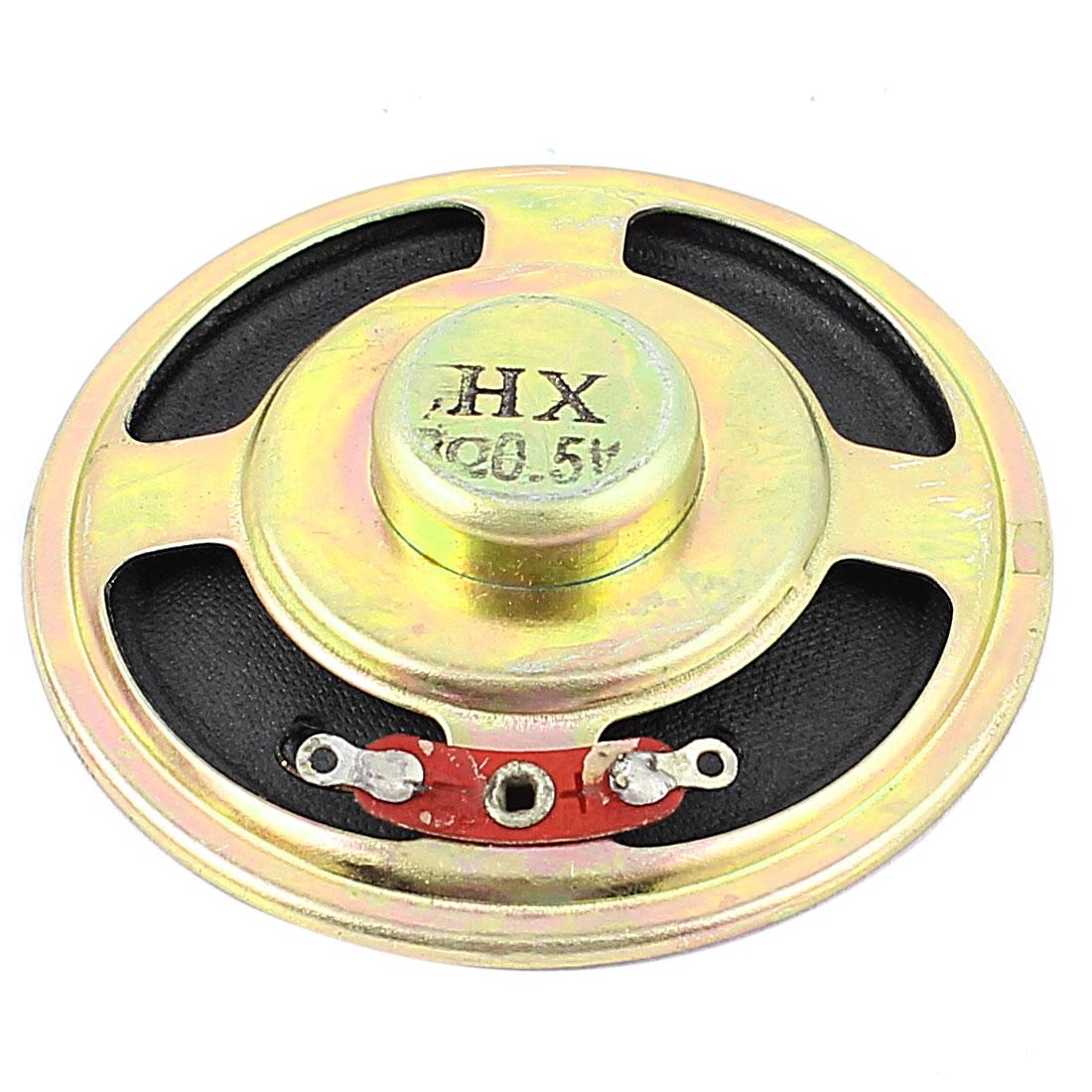 0.5W 8 Ohm 55mm Dia Inner Magnet Loudspeaker Speaker Horn