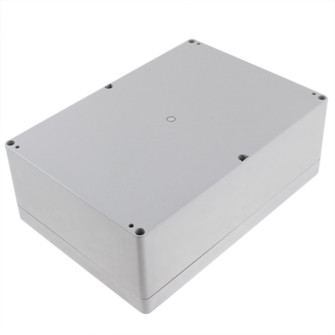 Plastic Electronic Junction Box Project Case 263 x 185 x 95mm Gray