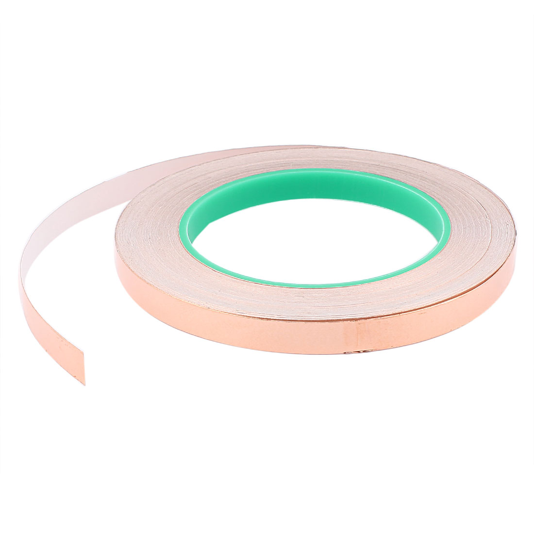 10mm x 30m Two Side Adhesive Copper Foil Tape for EMI Shielding