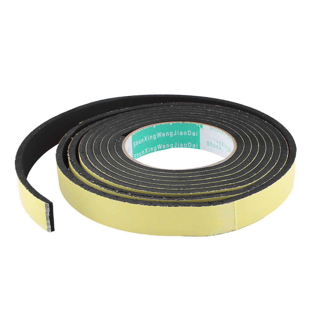 3 Meter 20mm x 5mm Single Side Adhesive Foam Sealing Tape for Door Window