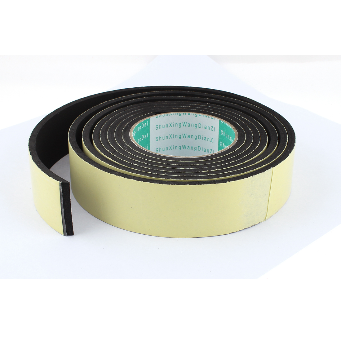 3 Meter 40mm x 5mm Single Side Adhesive Foam Sealing Tape for Door Window