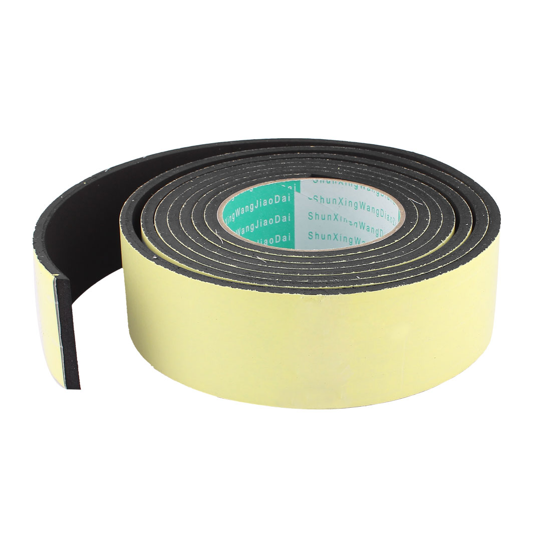 3 Meter 50mm x 5mm Single Side Adhesive Foam Sealing Tape for Door Window