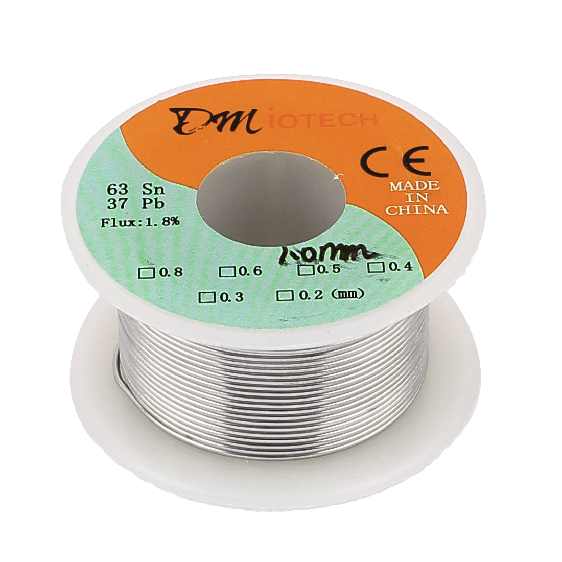 1mm Rosin Core Solder Tin Lead Solder Wire 63/37 for Electrical Soldering 35g