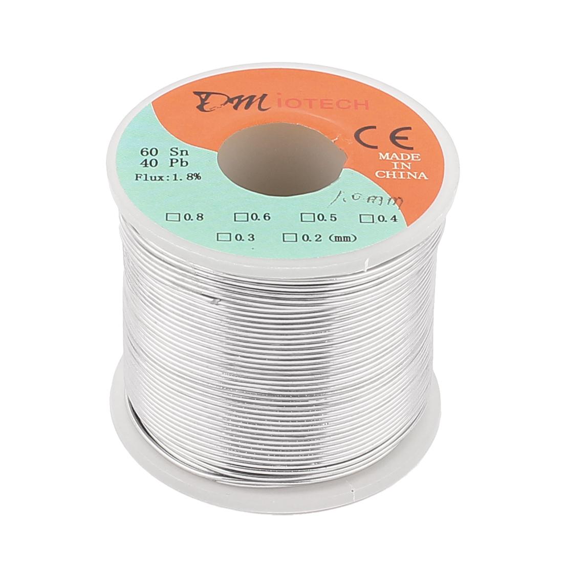 1mm 400G 60/40 Rosin Core Tin Lead Roll Soldering Solder Wire