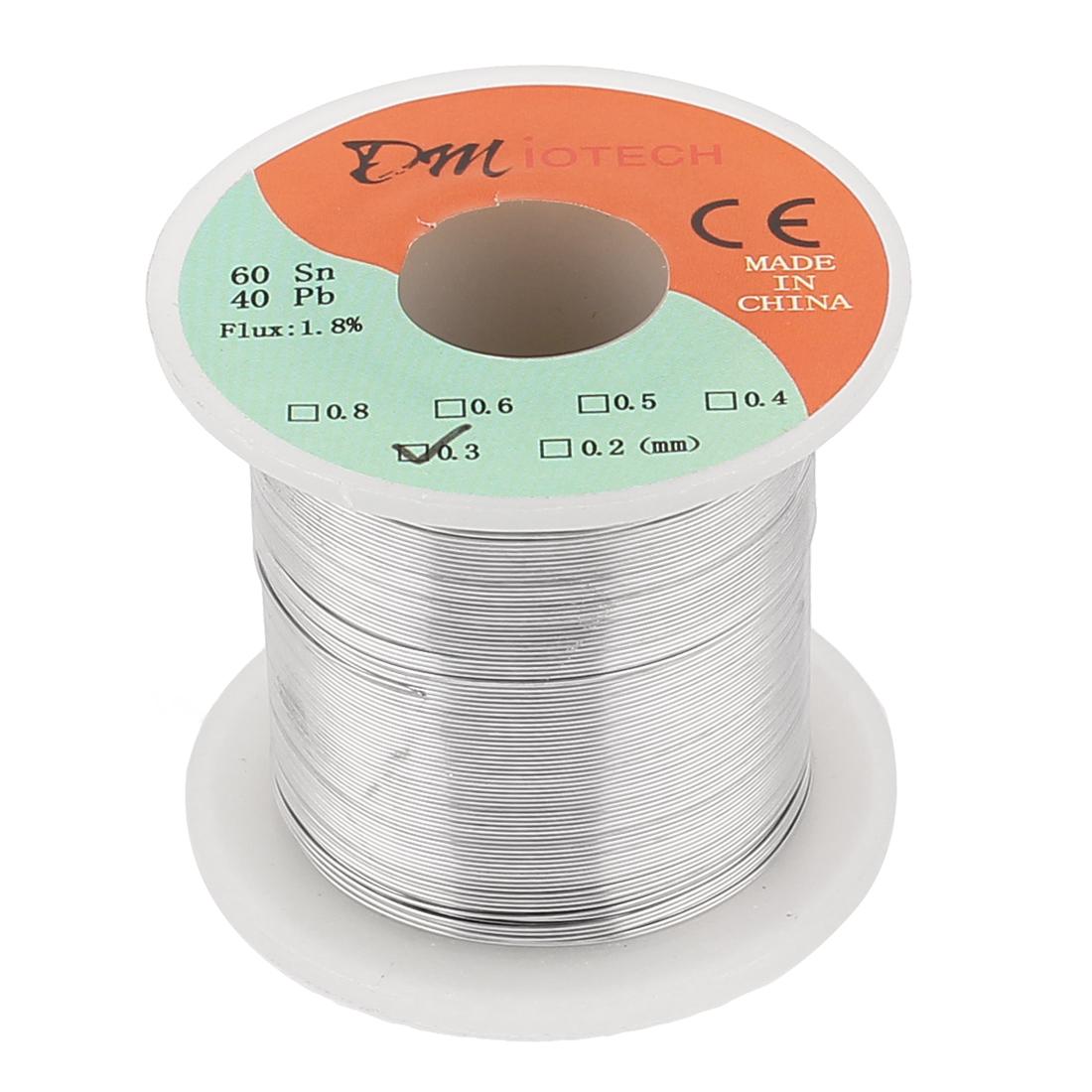 0.3mm 200G 60/40 Rosin Core Tin Lead Roll Soldering Solder Wire