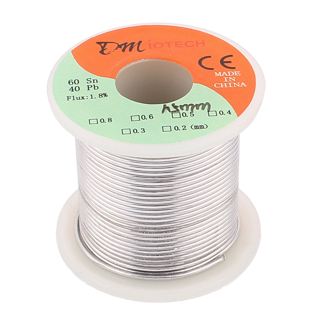 1.5mm Rosin Core Solder Tin Lead Solder Wire 60/40 for Electrical Soldering 200g