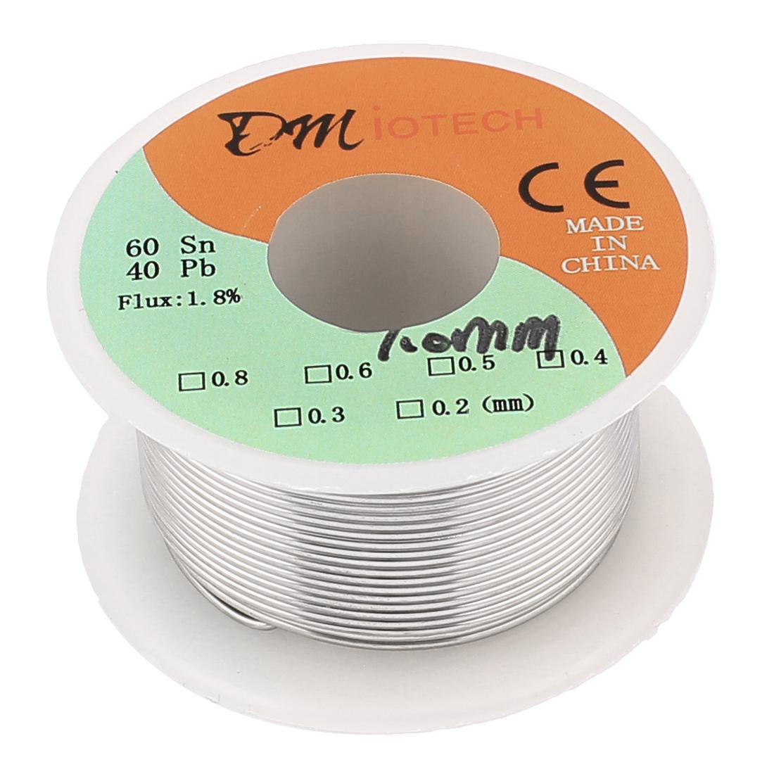1mm 50G 60/40 Rosin Core Tin Lead Roll Soldering Solder Wire