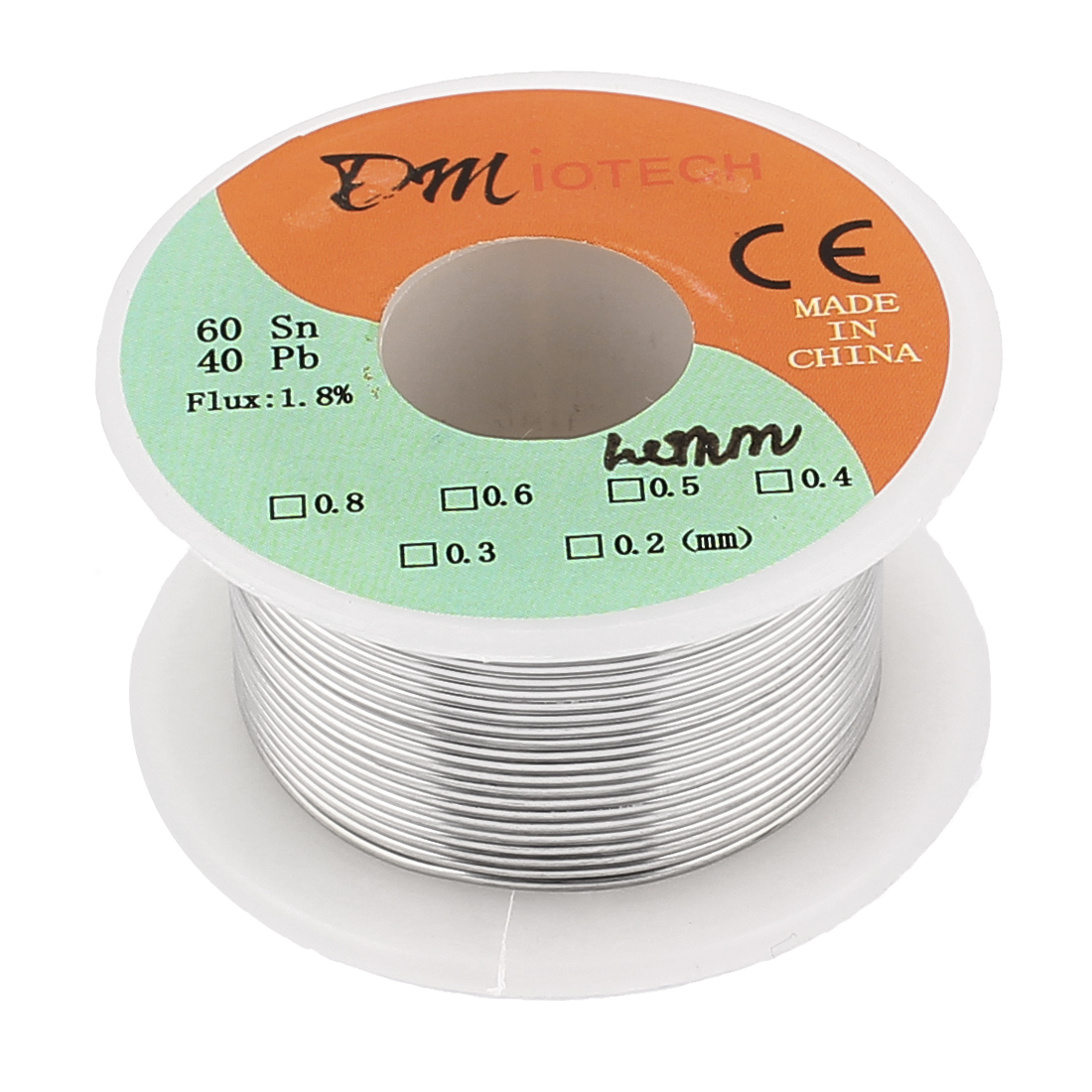 1mm Rosin Core Solder Tin Lead Solder Wire 60/40 for Electrical Soldering 35g