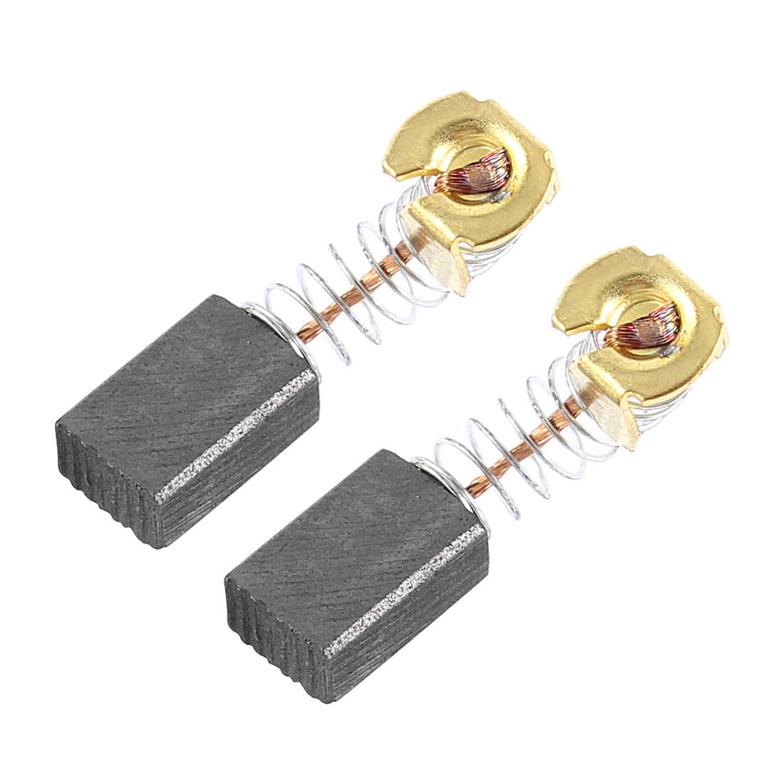 10 Pairs CB51 Repairing Motor Power Tool Carbon Brushes 13 x 8 x 5mm