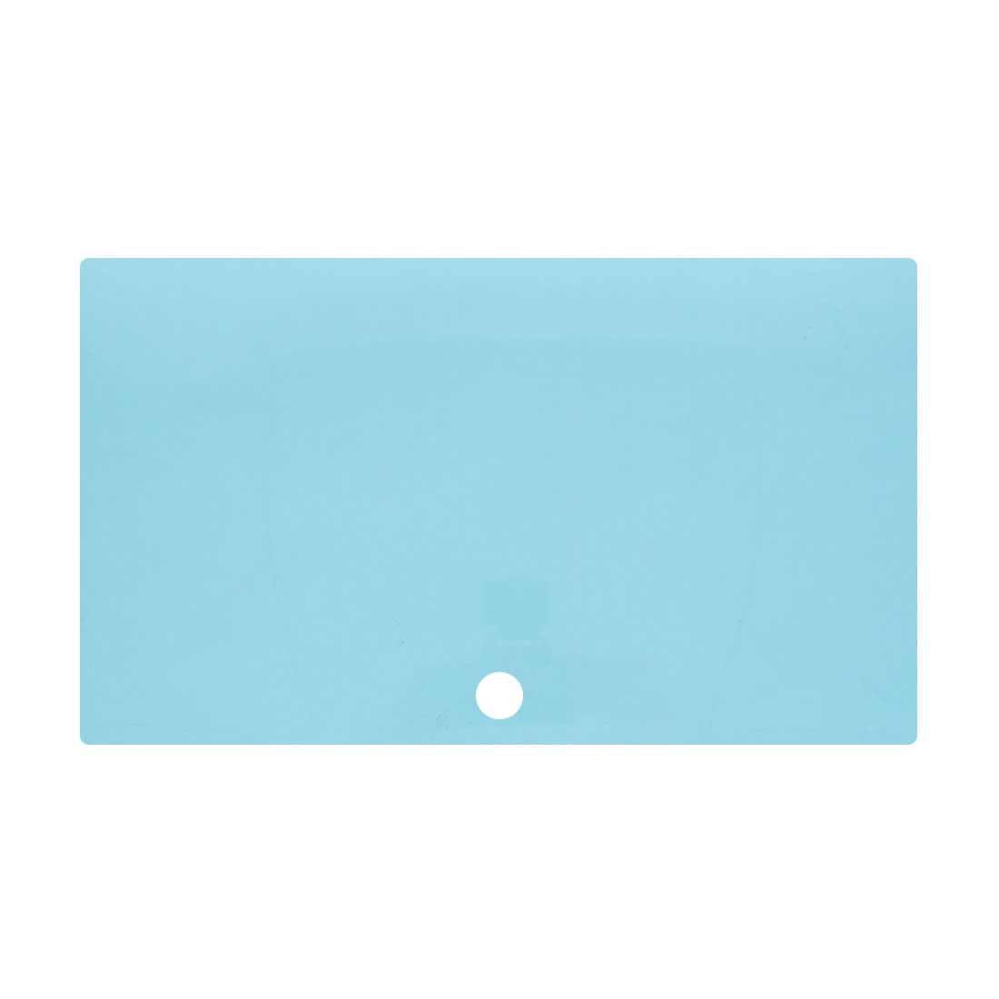 Clear Blue LCD Screen Protector Guard Cover Film for Apple Macbook Retina 13.3 Inch