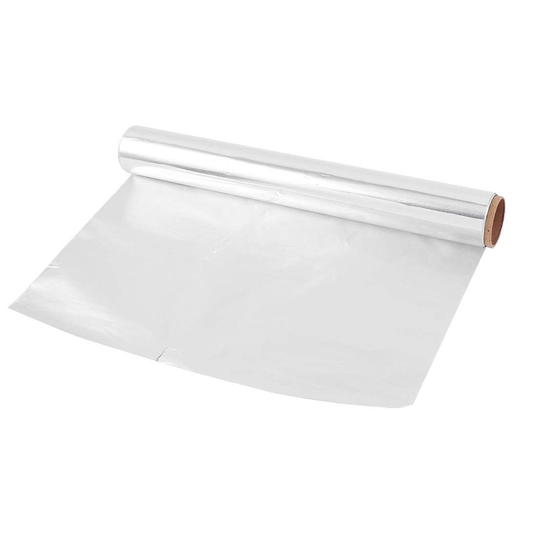 10M x 30cm Roll Oven BBQ Grill Baking Tinfoil Paper Aluminum Foil Silver Tone