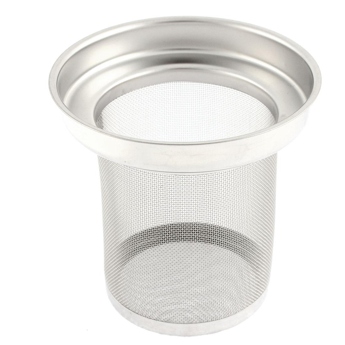 Stainless Steel Mesh Filter Loose Leaf Spice Ball Tea Infuser Strainer