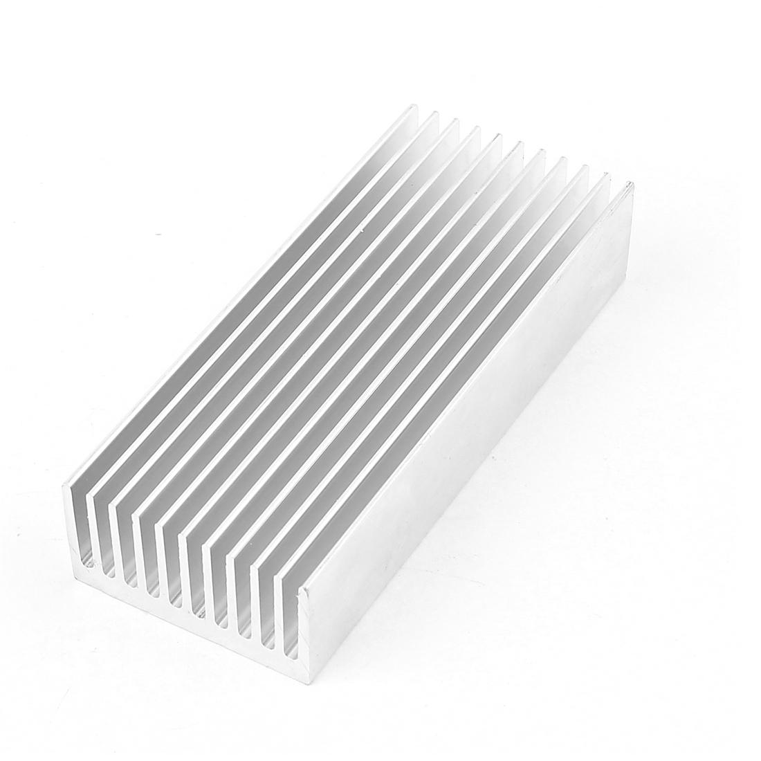 Aluminum Cooler Radiator Heat Sink Heatsink 98mmx40mmx20mm