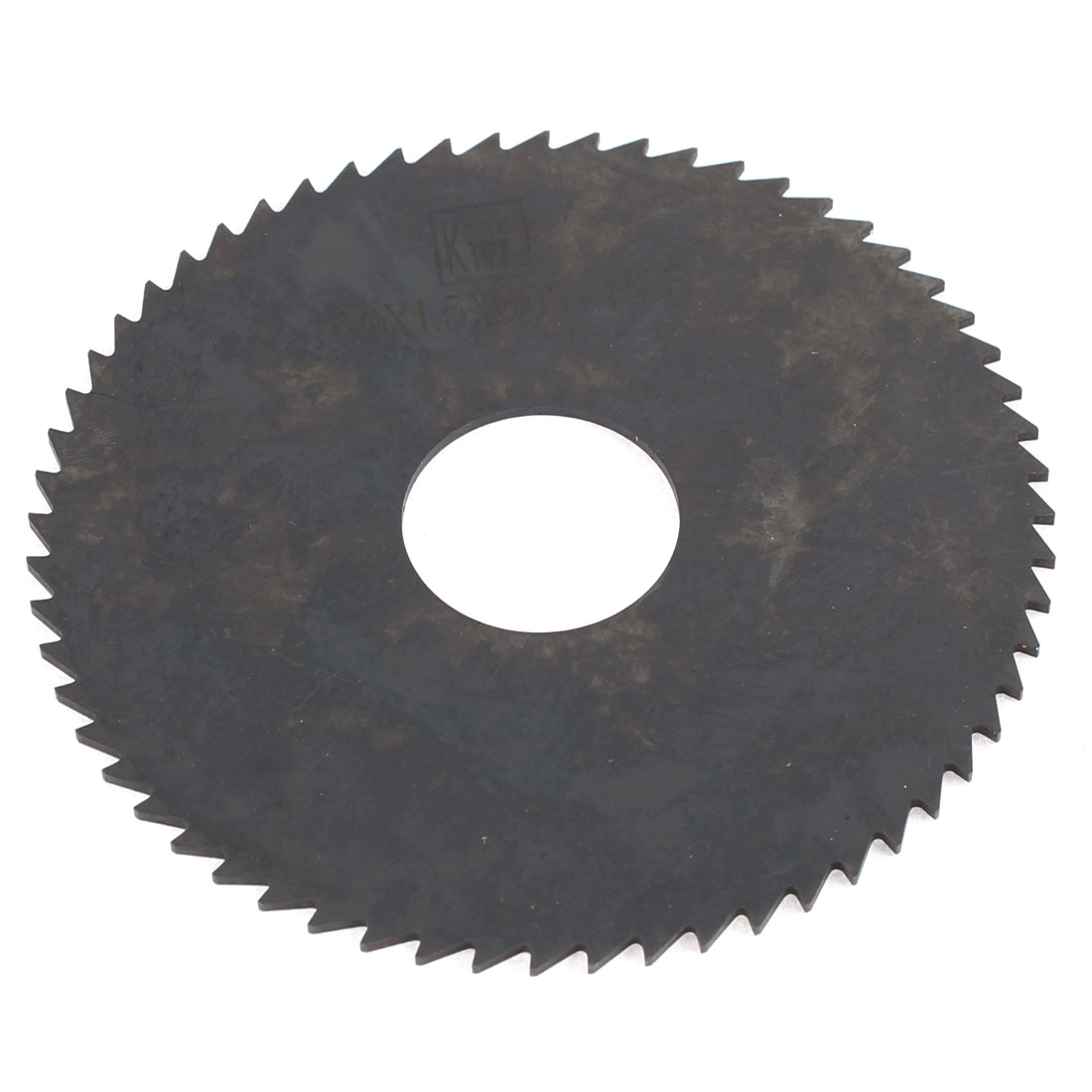 100mm x 1.5mm x 27mm 60T Milling Slitting Slotting Saw Mill Cutter