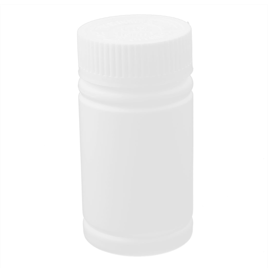 100mL Capacity 92mm x 46mm Cylinder Shape 36mm Dia Widemouth Cap Leak Proof Chemical Storage Case Bottle Container for Laboratory