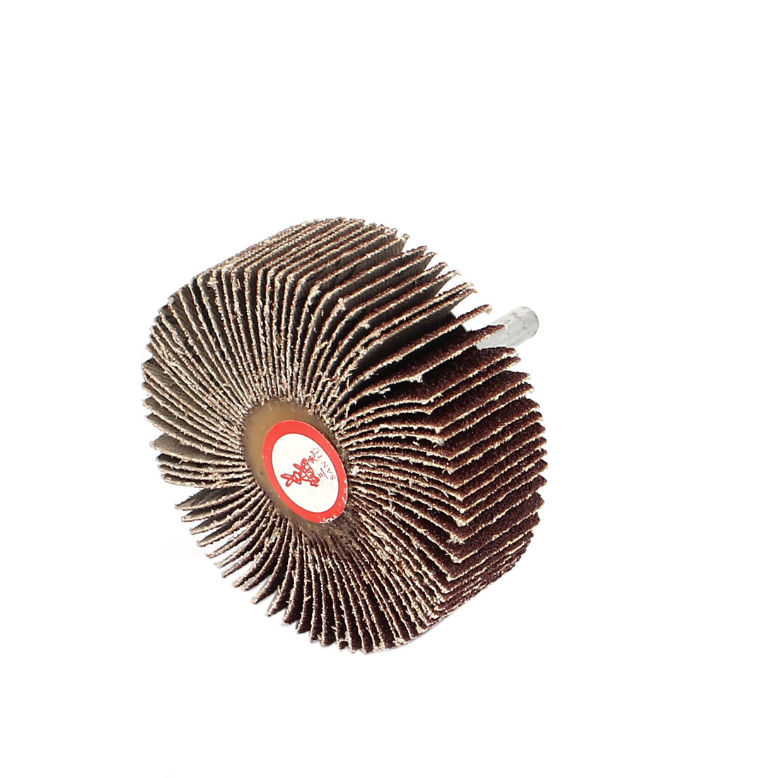 69mmx6mm Flap Wheel Disc Grinding Polishing Tool w Handles