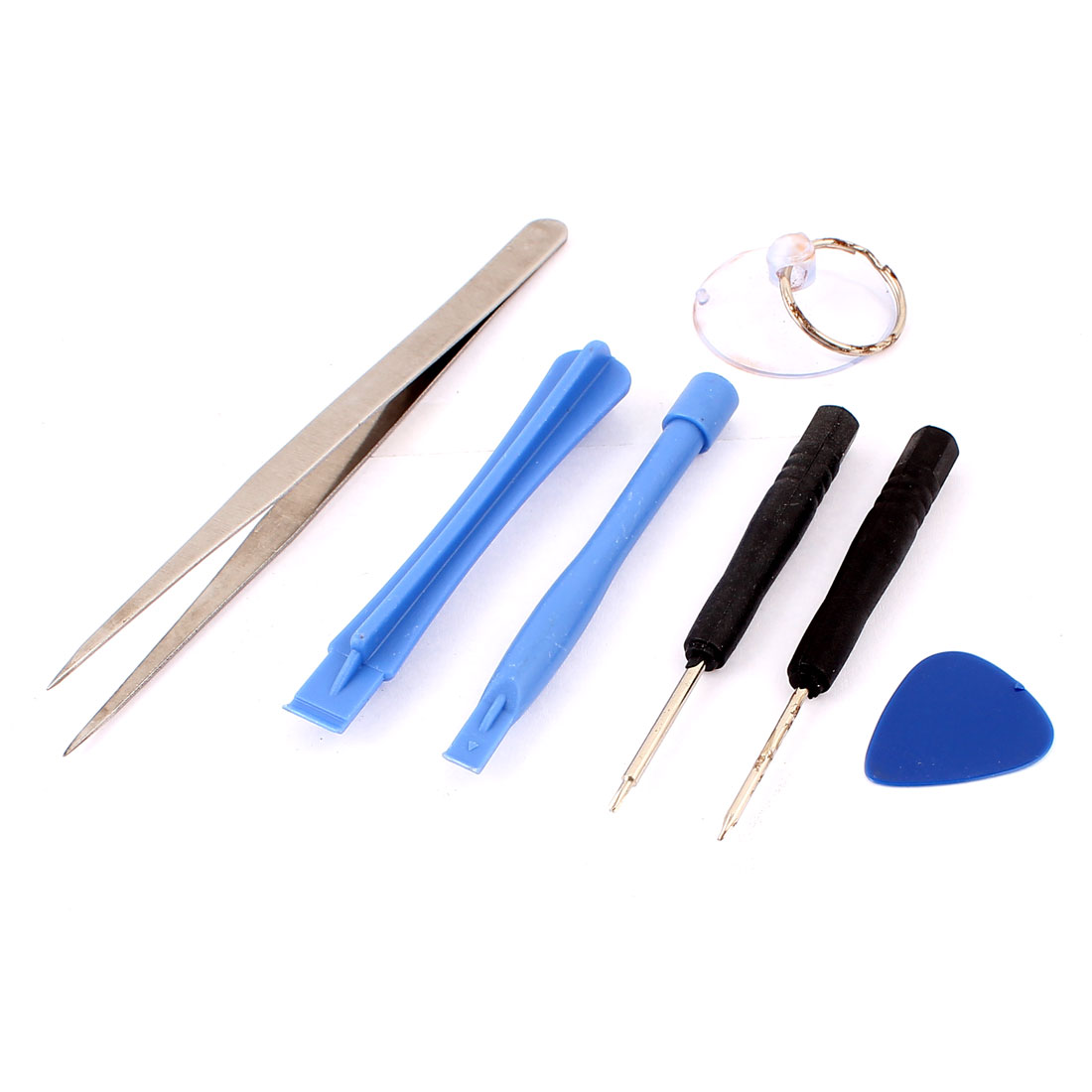 Pry Picks Cross Pentacle Screwdriver Repair Tool 6 in 1 for Cell Phone