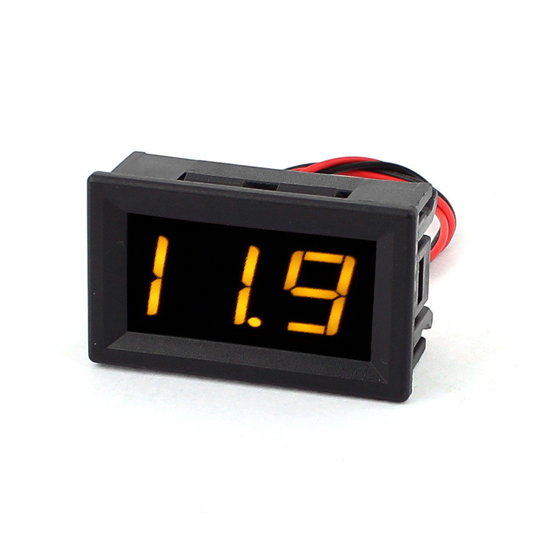 "0.56"" Mini Display DC 36-120V Panel Meter 3 Digital Red LED Voltmeter"