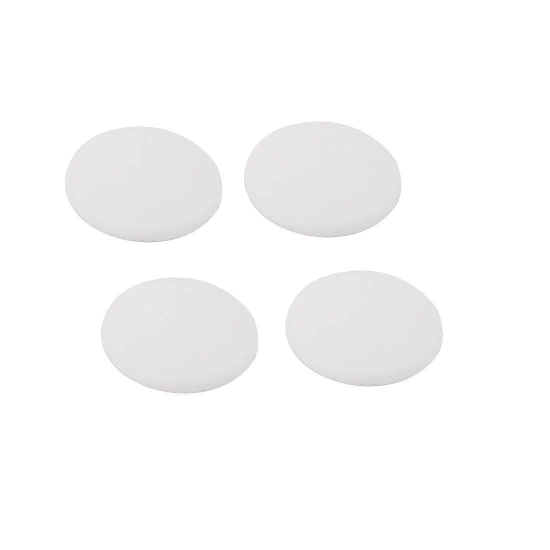 Round Chair Cushion Floor Furniture Protection Table Leg Pad Mat 4pcs