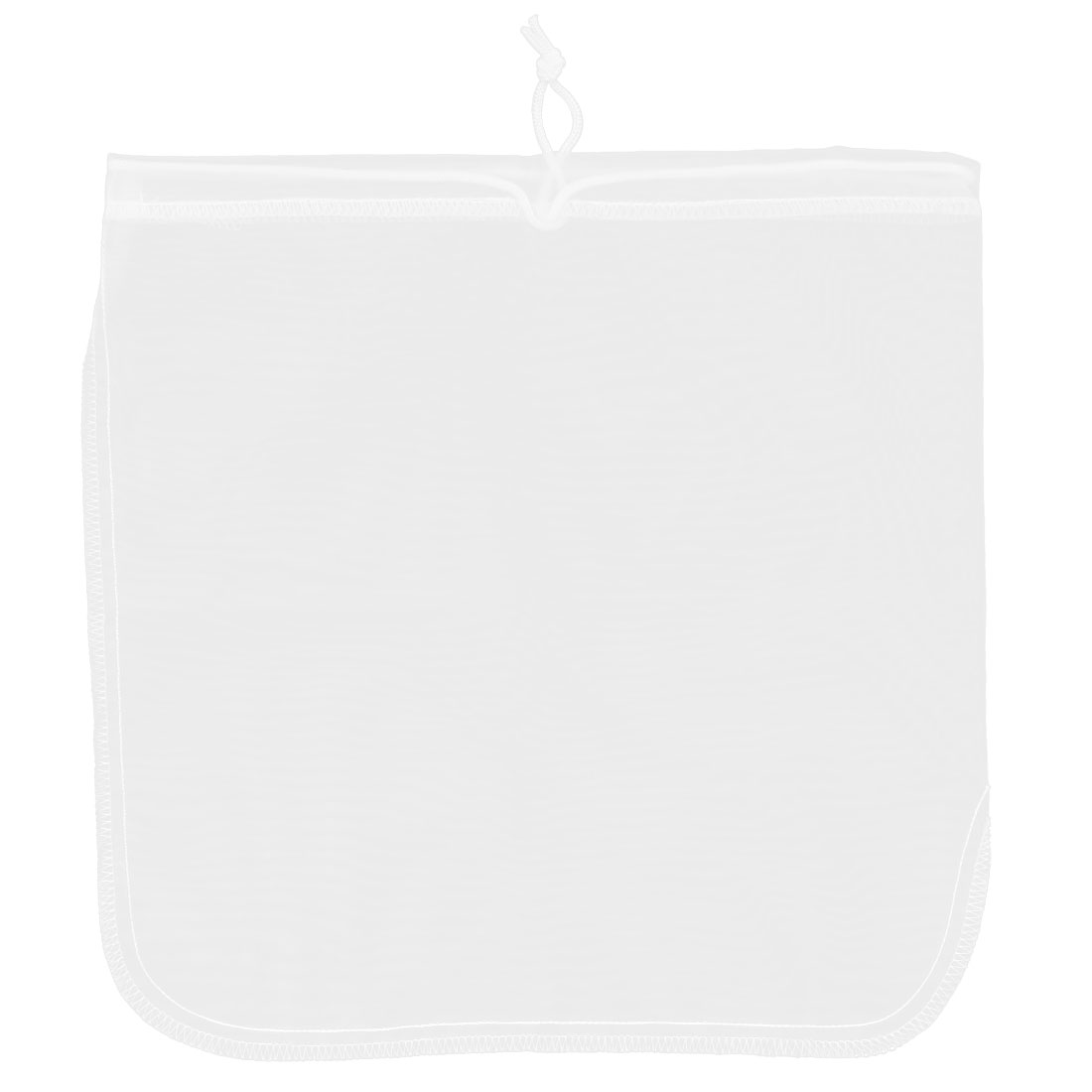 Reusable Nut Milk Tea Fruit Juice Fine Nylon Mesh Strain Filter Bag