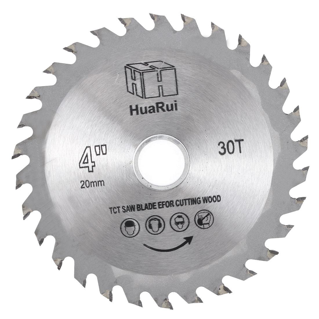 110mmx20mmx1mm 30 Tooth Circular Cutting Saw Cutter Hand Tool