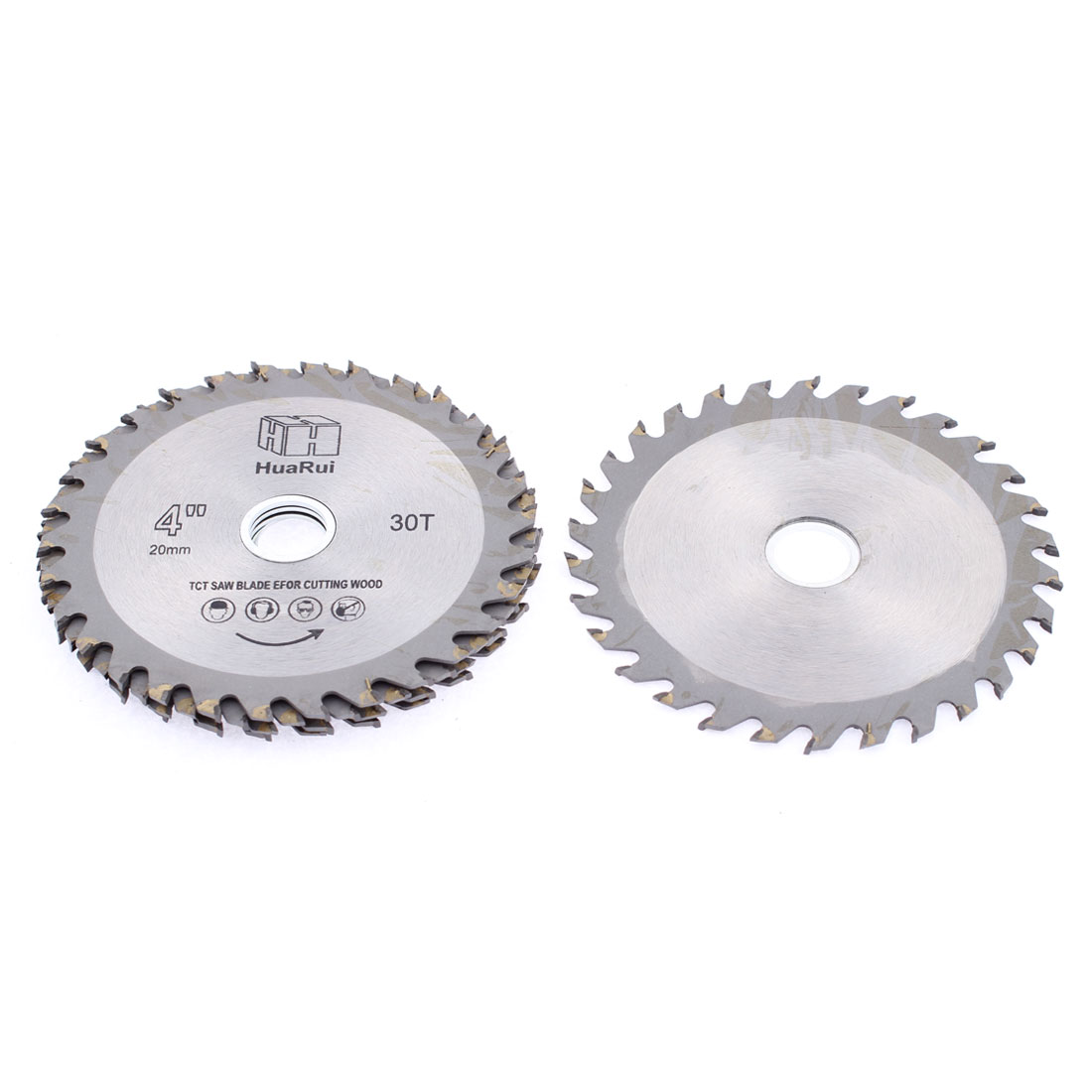 5 Pcs 110mmx20mmx1mm 30 Teeth Circular Cutting Saw Cutter Hand Tool