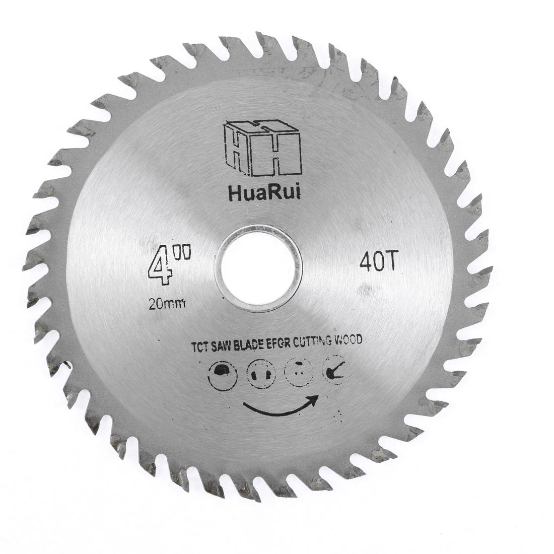 110mmx20mmx1mm 40 Tooth Circular Cutting Saw Cutter Hand Tool