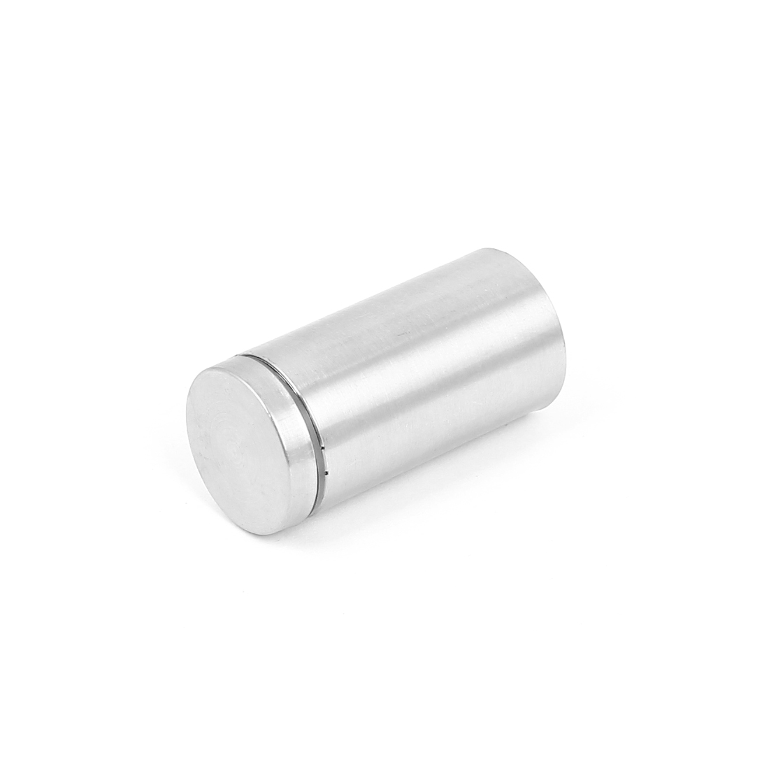 "1"" Dia 1 3/4"" Base Length Stainless Steel Standoff Hardware for Glass"