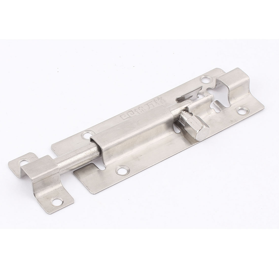 "100mm 4"" Long Stainless Steel Door Security Latch Sliding Lock Barrel Bolt"