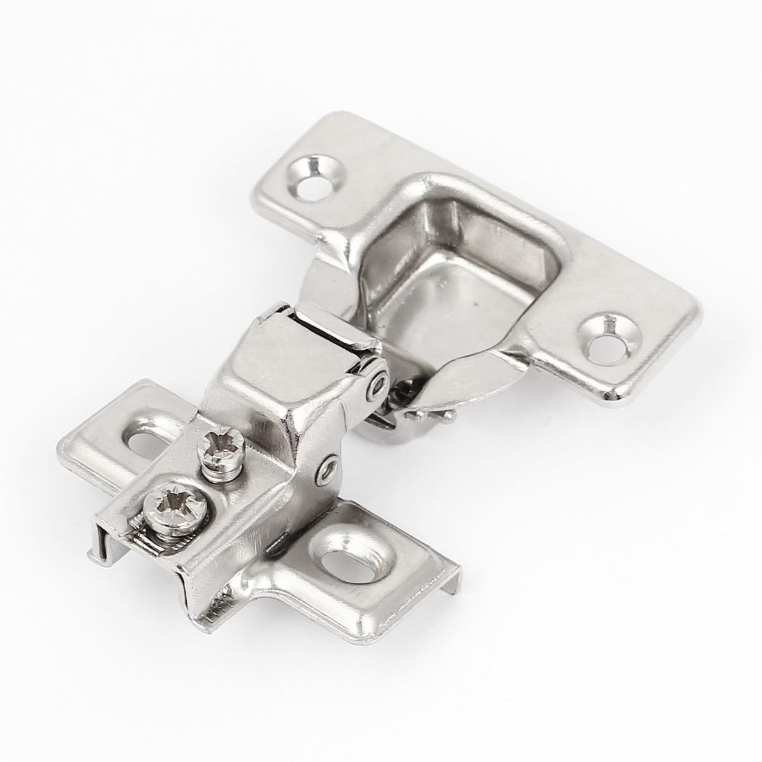 Cabinet Hydraulic Soft Close Half Overlay Concealed Inset Hinge Hardware