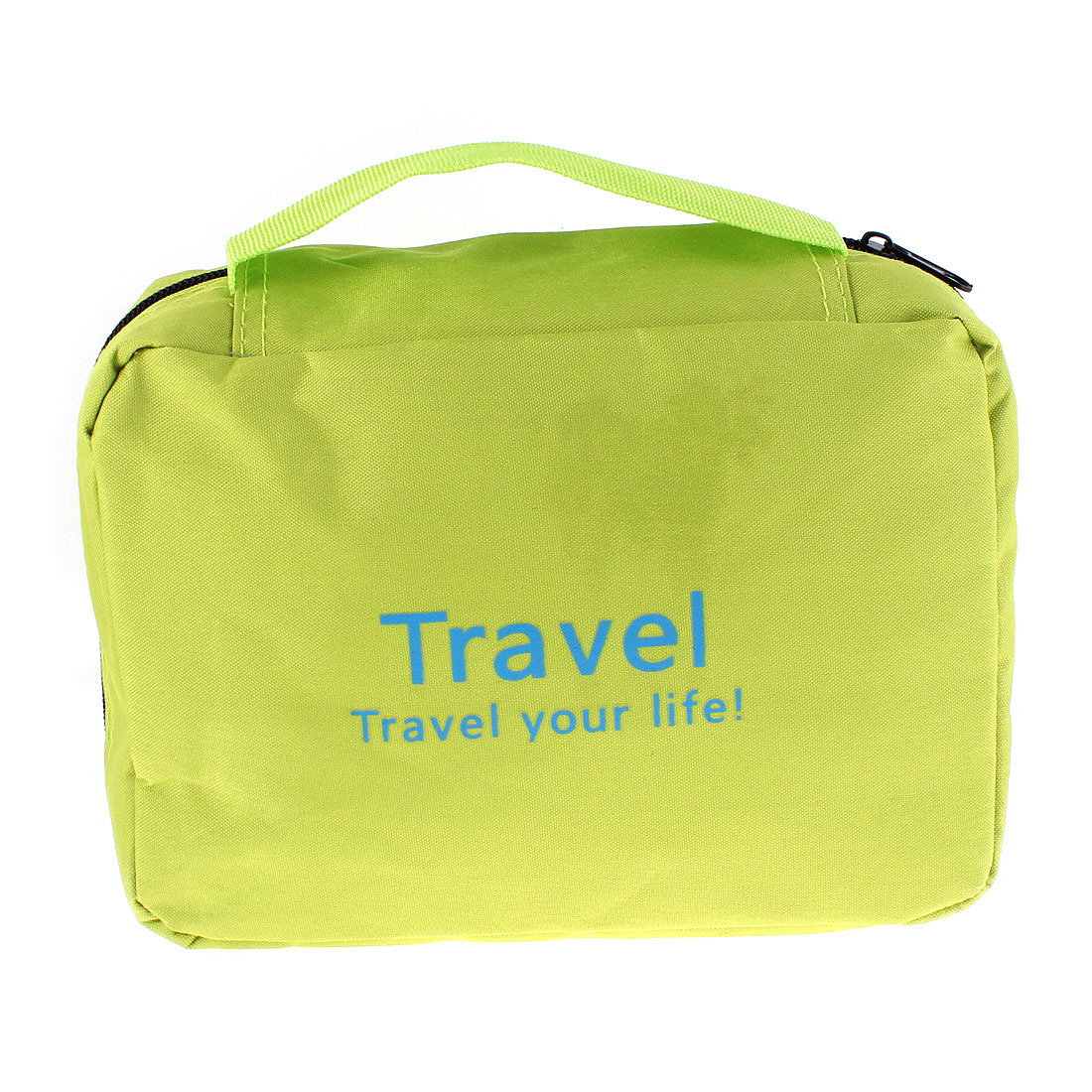 Multifunction Travel Cosmetic Bag Makeup Pouch Toiletry Case Green