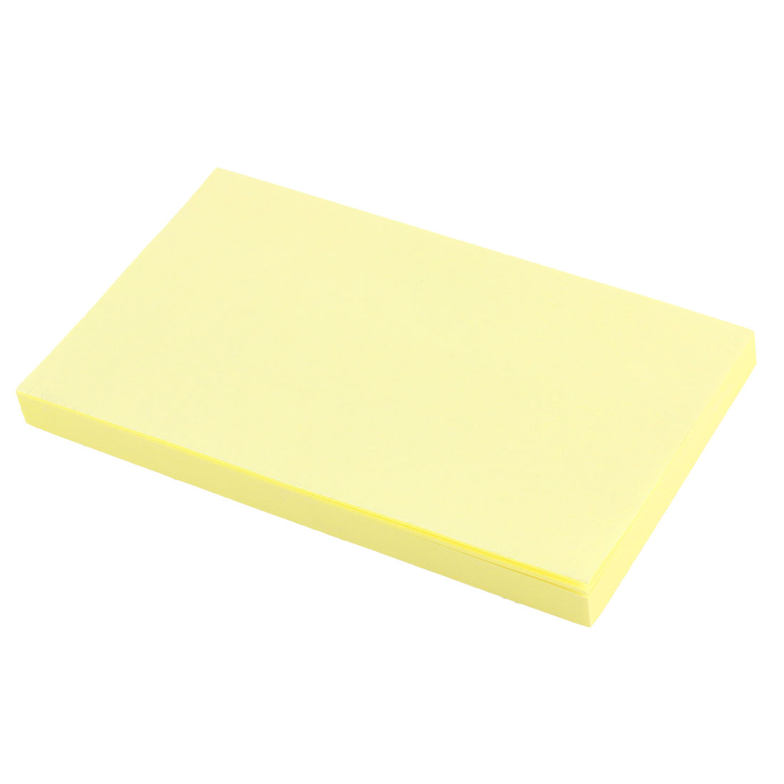 100 Sheets Post Sticker Bookmark Memo Marker Point Tab Flags Sticky Notes Yellow