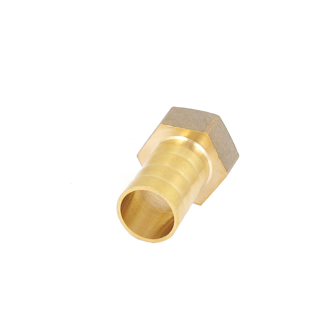 Brass 1.5cm Hose Barb 1/2BSP Female Thread Quick Joint Connector Adapter