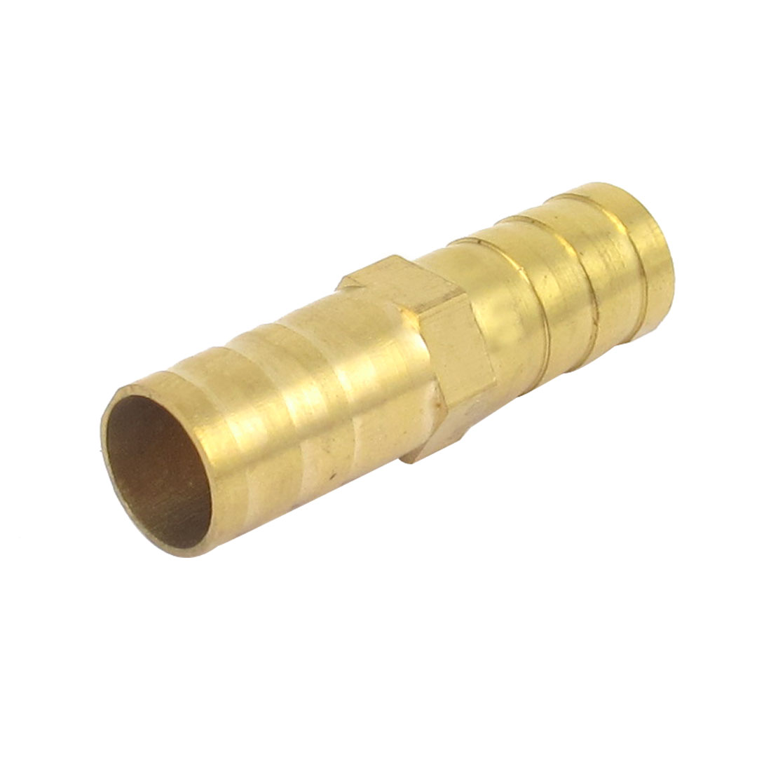 10mm Air Pipe Gas Hose Straight Barb Coupler Fitting Connector Adapter Splicer