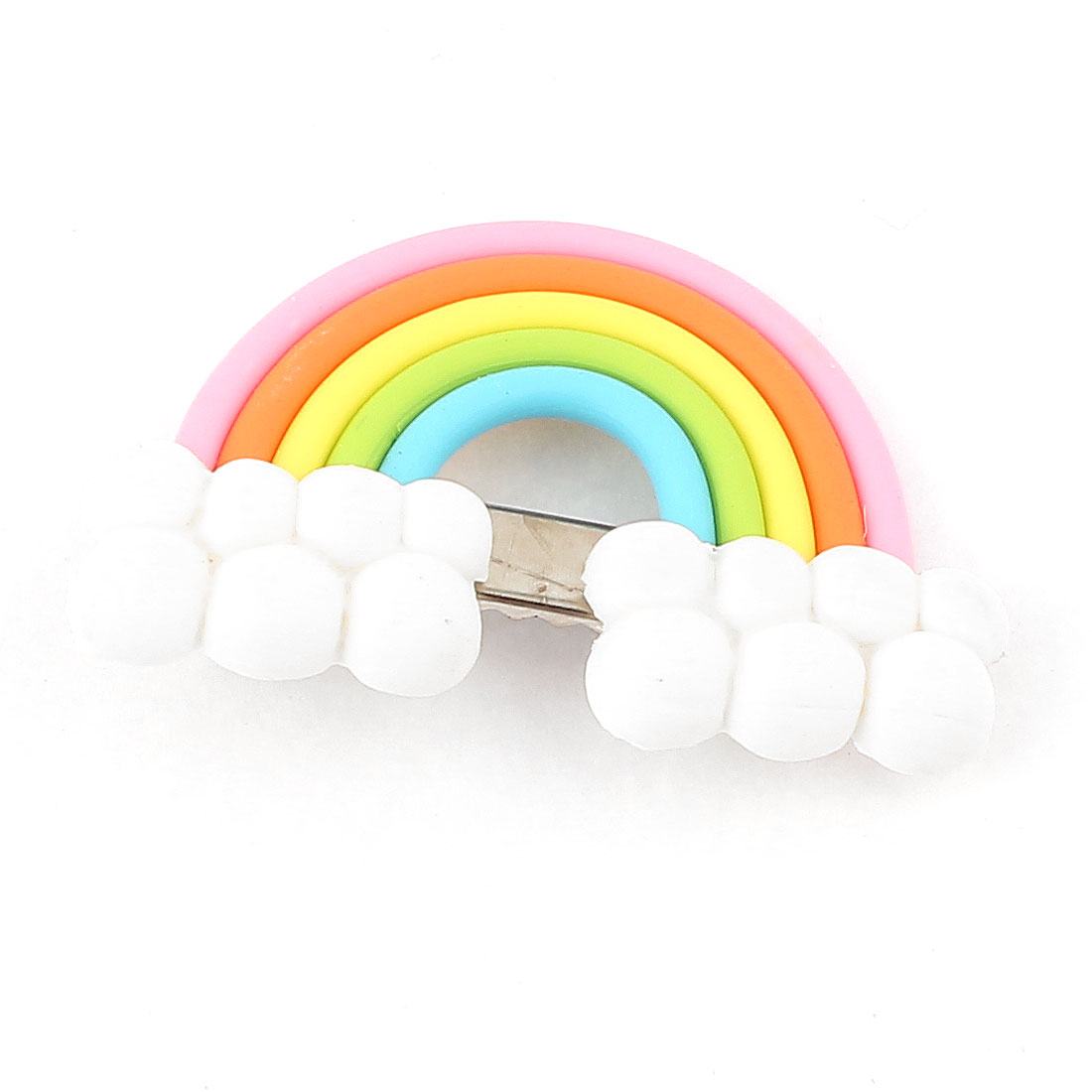 Adorable U Shaped Headdress Hair Clip Hairpin Decoration Multicolor