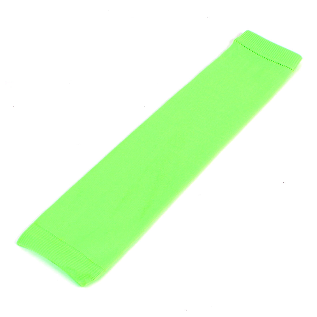 Sports Gym Elastic Sleeve Knee Arthritis Protector Support Brace Guard Green