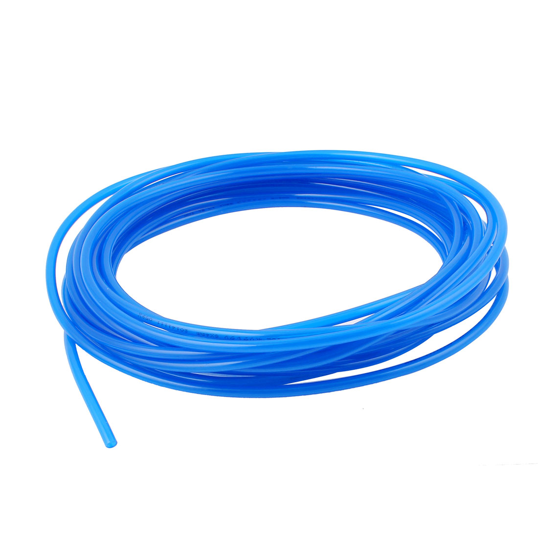 10M 32.8Ft Length 6mm x4mm Polyurethane PU Air Hose Pipe Tube Blue