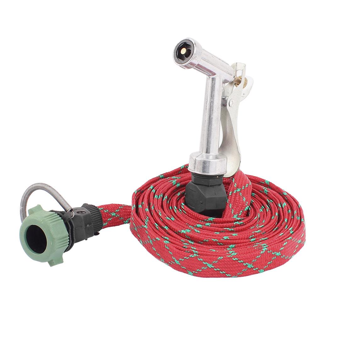 Home Garden Expandable Water Hose Nozzle Sprayer Connector