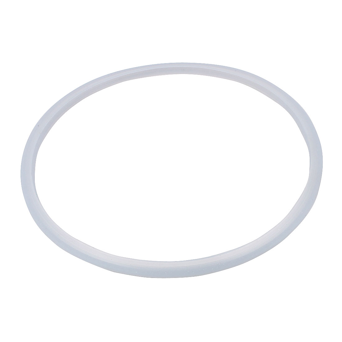 Pressure Cooker Part Gasket Sealing Ring 26cm Inner Dia Clear Blue