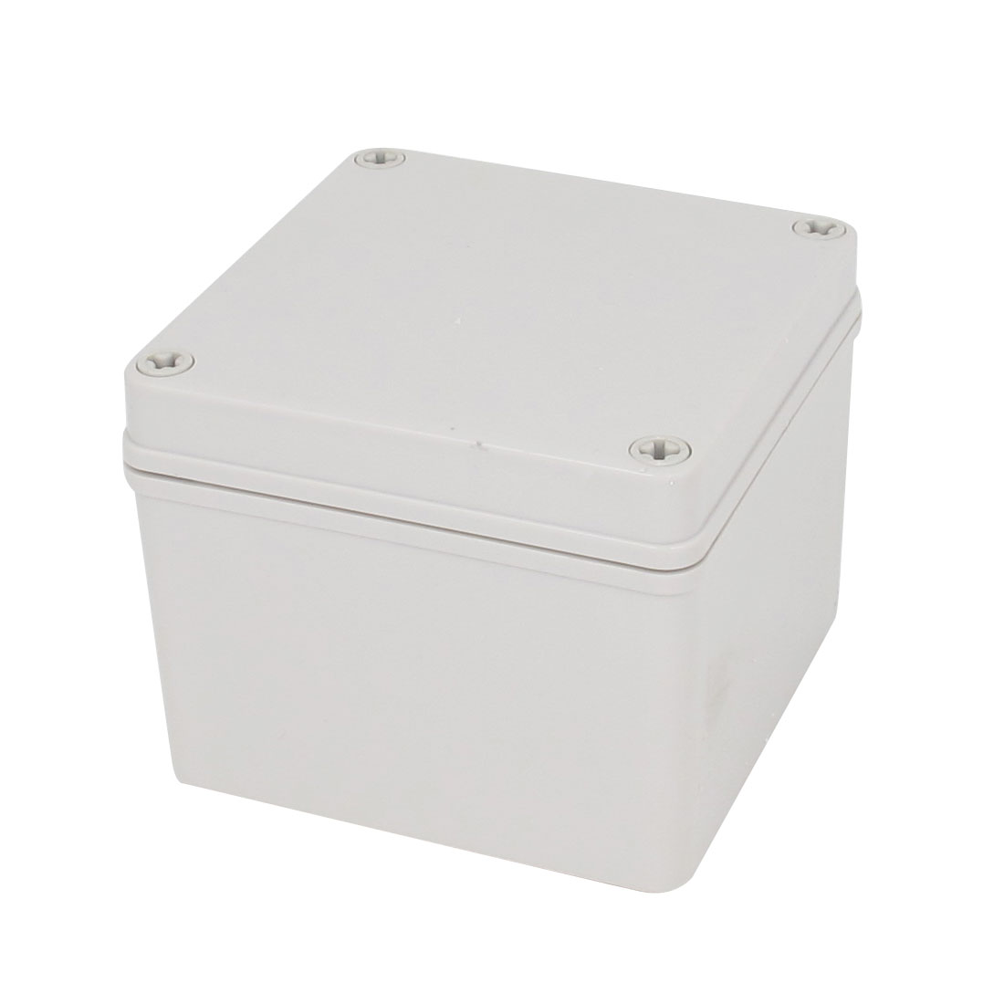 120mm x 120mm x 100mm Plastic Water Resistant Sealed DIY Joint Electrical Junction Box Case
