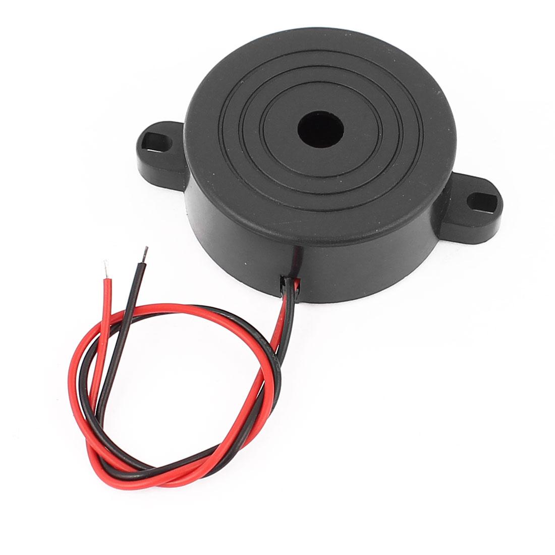 DC 3-24V 2 Wire Industrial Electronic Alarm Sound Buzzer SFM-27