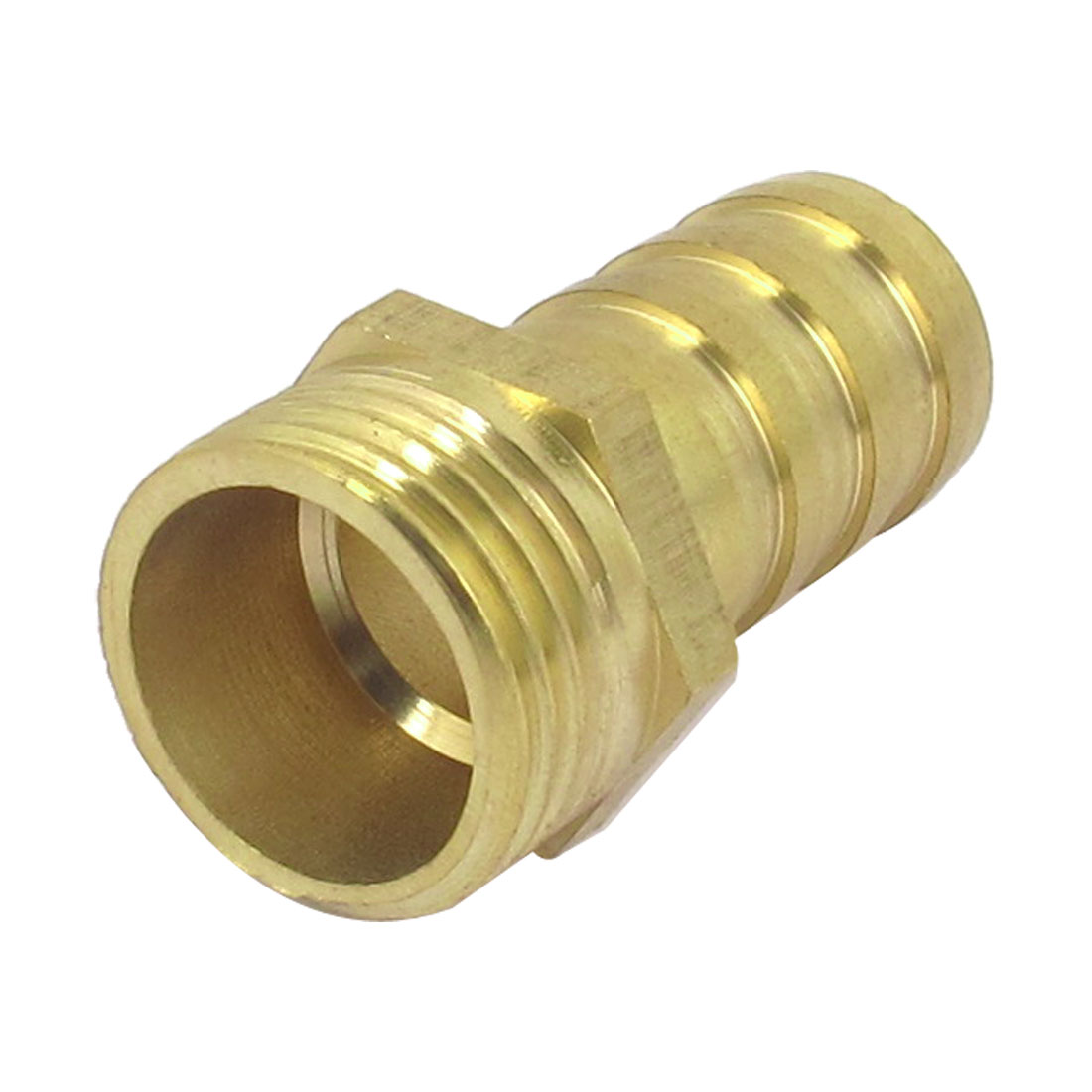 1/2BSP Male Thread to 16mm Hose Barb Straight Coupler Pneumatic Air Tube Tubing Pipe Quick Coupling